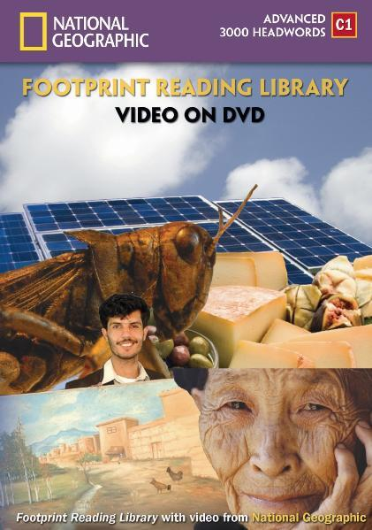 National Geographic Readers Video on DVD Niveau 8 - Coverbild