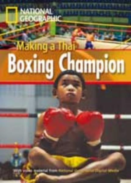 Making a Thai Box Champion - Coverbild