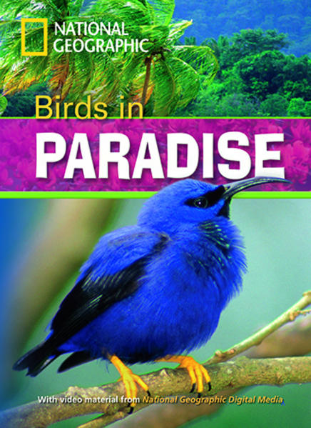 Birds In Paradise - Coverbild