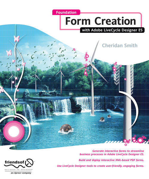 Foundation Form Creation with Adobe LiveCycle Designer ES - Coverbild