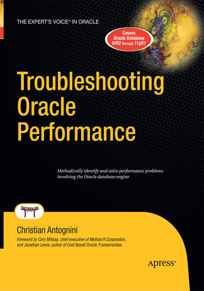 Troubleshooting Oracle Performance - Coverbild