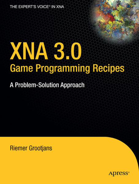 XNA 3.0 Game Programming Recipes - Coverbild