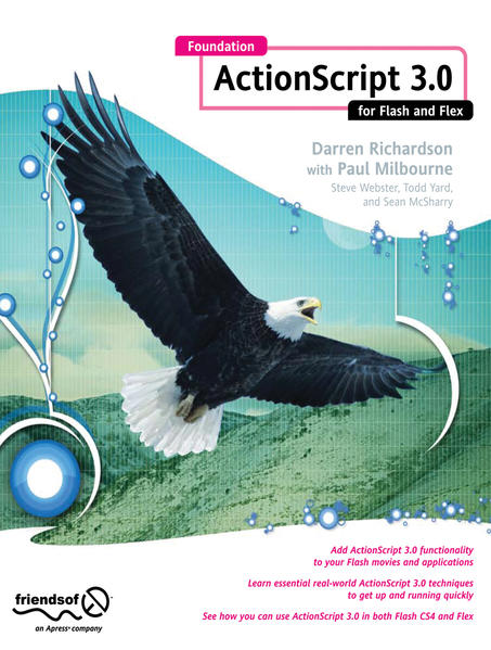 Foundation ActionScript 3.0 for Flash and Flex - Coverbild