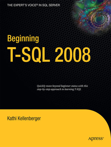 Beginning T-SQL 2008 - Coverbild