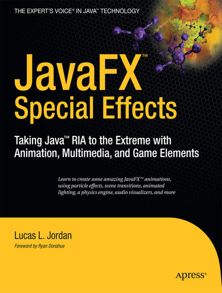 JavaFX Special Effects - Coverbild