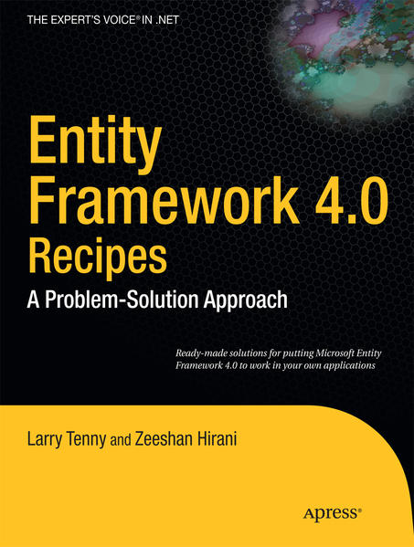 Entity Framework 4.0 Recipes - Coverbild