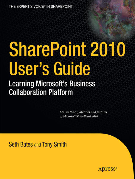 SharePoint 2010 User's Guide - Coverbild