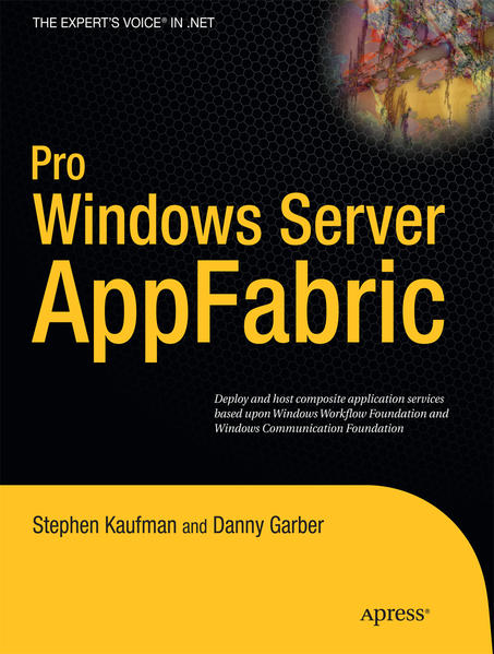 Pro Windows Server AppFabric - Coverbild