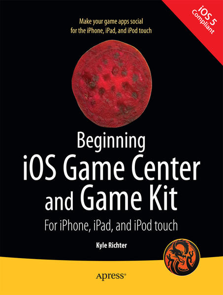 Beginning iOS Game Center and Game Kit - Coverbild