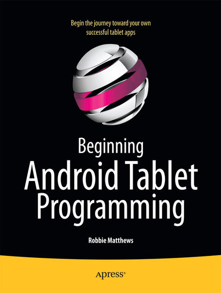 Beginning Android Tablet Programming - Coverbild
