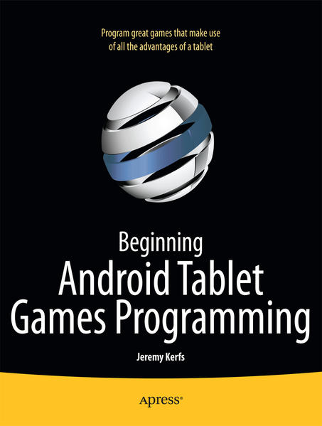 Beginning Android Tablet Games Programming - Coverbild