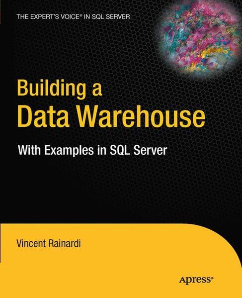 Building a Data Warehouse - Coverbild