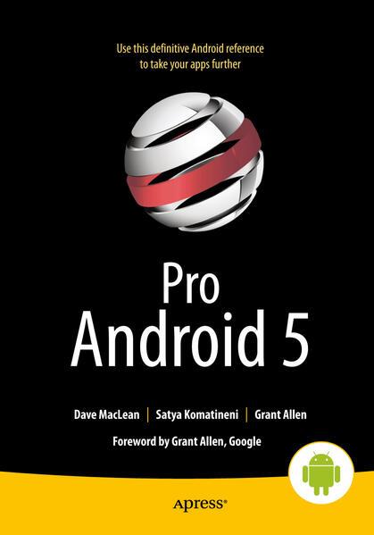 Pro Android 5 - Coverbild