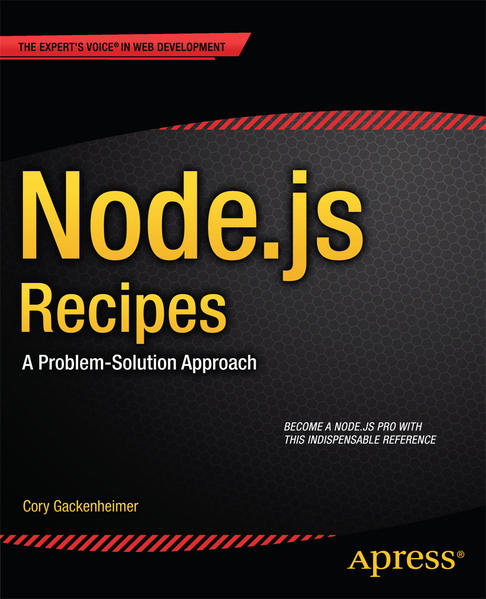 Node.js Recipes - Coverbild