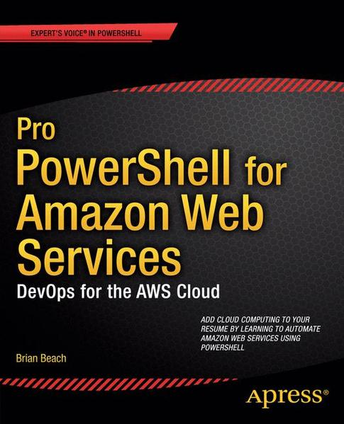 Pro PowerShell for Amazon Web Services - Coverbild