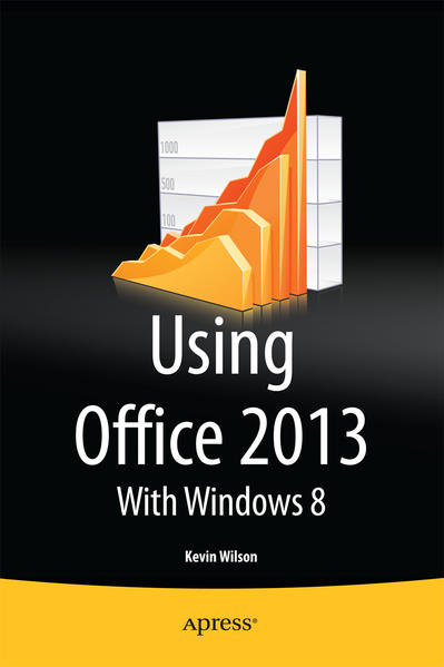 Using Office 2013 - Coverbild