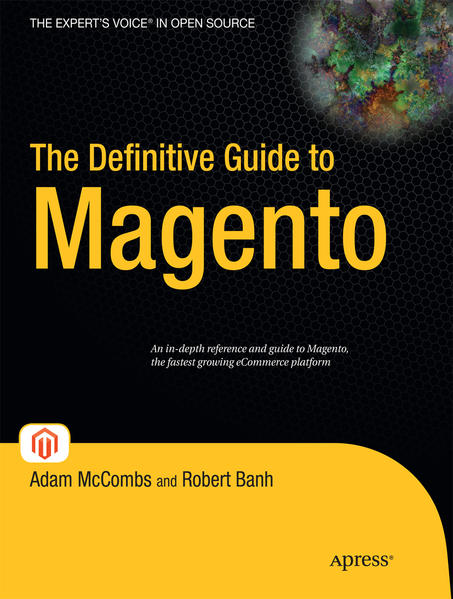 The Definitive Guide to Magento - Coverbild