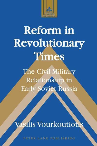 Reform in Revolutionary Times - Coverbild