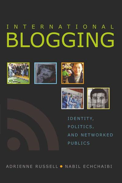 International Blogging - Coverbild
