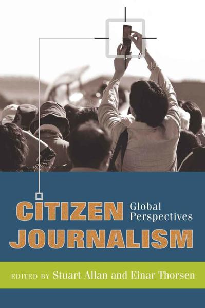 Citizen Journalism - Coverbild