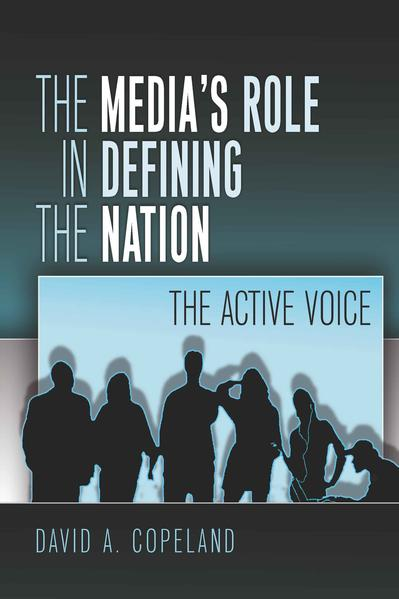 The Media's Role in Defining the Nation - Coverbild