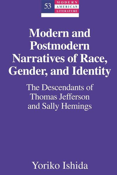 Modern and Postmodern Narratives of Race, Gender, and Identity - Coverbild