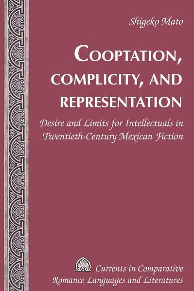 Cooptation, Complicity, and Representation - Coverbild