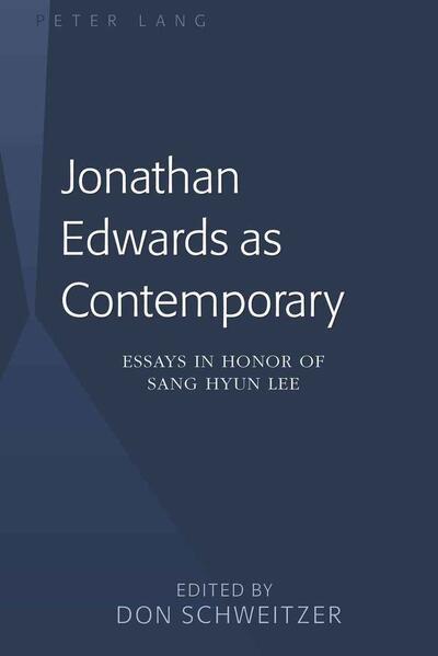 Jonathan Edwards as Contemporary - Coverbild