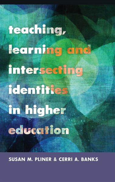 Teaching, Learning and Intersecting Identities in Higher Education - Coverbild