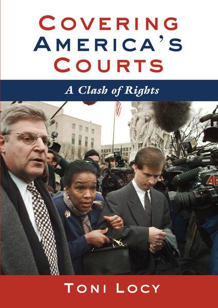 Covering America's Courts - Coverbild