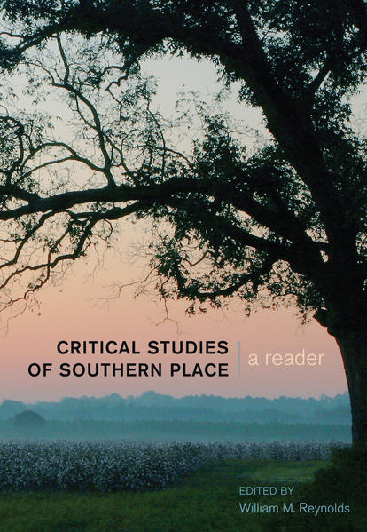Critical Studies of Southern Place - Coverbild
