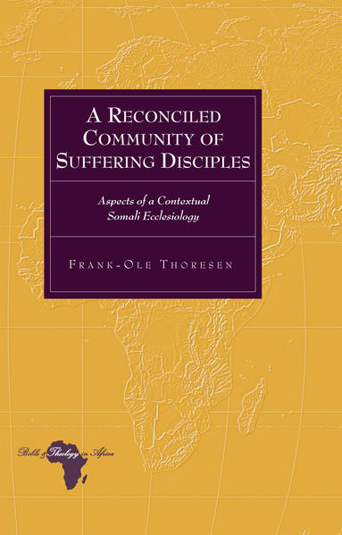 A Reconciled Community of Suffering Disciples - Coverbild