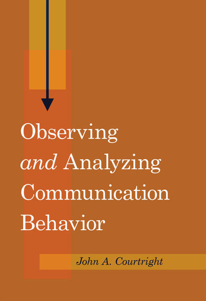 Observing «and» Analyzing Communication Behavior - Coverbild