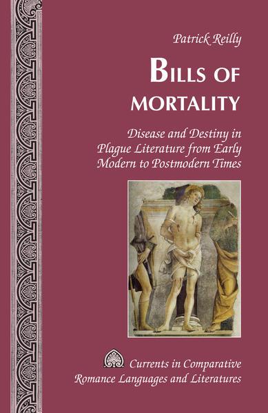 Bills of Mortality - Coverbild