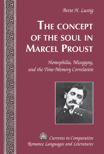 The Concept of the Soul in Marcel Proust - Coverbild