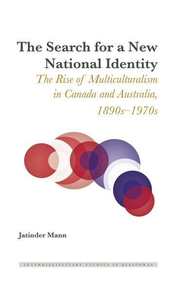 The Search for a New National Identity - Coverbild