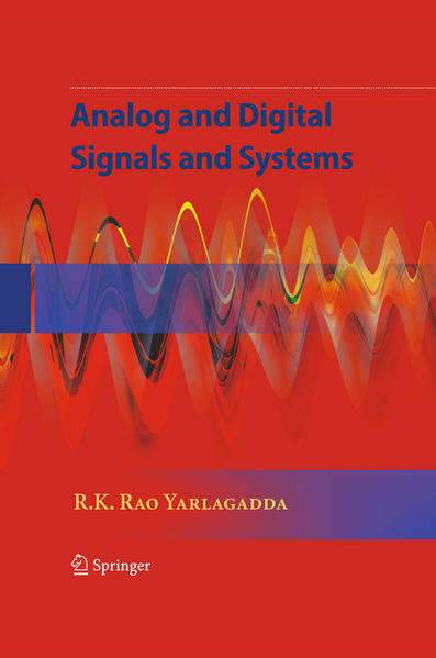 Analog and Digital Signals and Systems - Coverbild