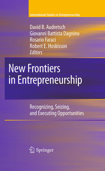 Epub Download New Frontiers in Entrepreneurship