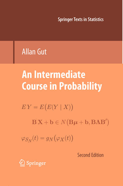 An Intermediate Course in Probability - Coverbild