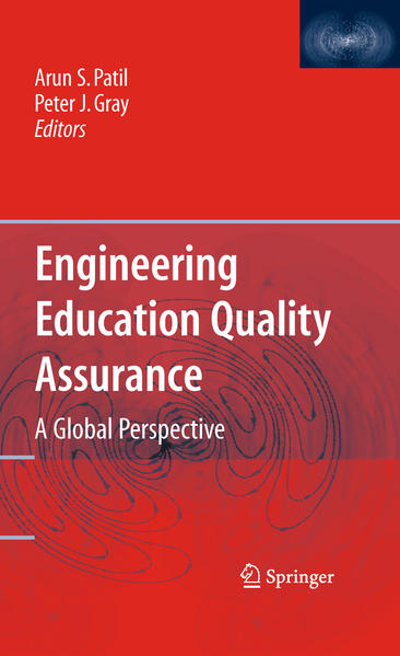 Engineering Education Quality Assurance - Coverbild