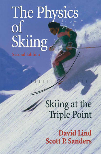 The Physics of Skiing - Coverbild