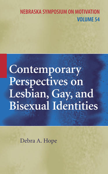 Contemporary Perspectives on Lesbian, Gay, and Bisexual Identities - Coverbild
