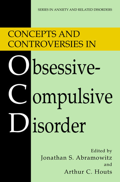 Concepts and Controversies in Obsessive-Compulsive Disorder - Coverbild