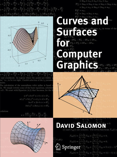 Curves and Surfaces for Computer Graphics - Coverbild
