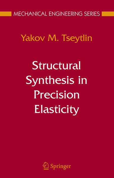Structural Synthesis in Precision Elasticity - Coverbild