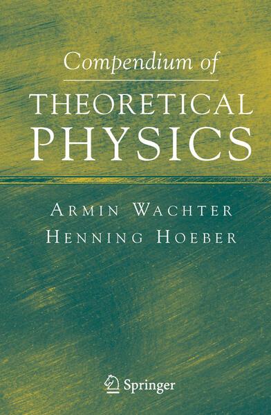 Compendium of Theoretical Physics - Coverbild