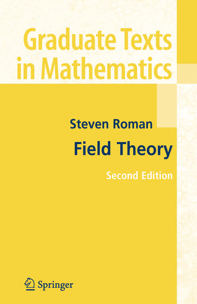 Field Theory - Coverbild