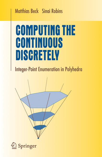 Computing the Continuous Discretely - Coverbild