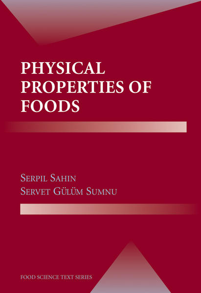 Physical Properties of Foods - Coverbild