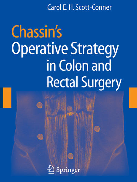 Chassin's Operative Strategy in Colon and Rectal Surgery - Coverbild